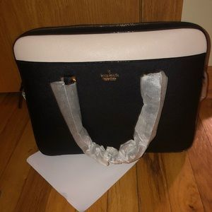 Kate Spade Laptop Bag New